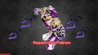 🔰 OAK 🔰 ROBLOX👥 JoJo Blox #1 สอน Requiem Star Platinum