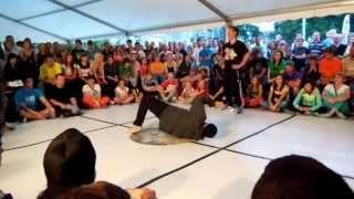 PowerMoves Contest  - Clash of the titans - Częstochowa 06.07.2013 - FINAL Battle