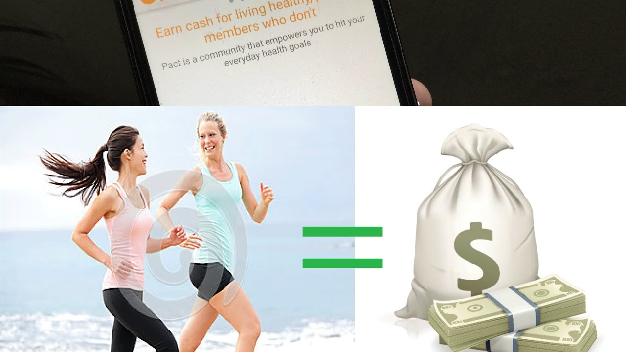 How To Earn Cash For Running, Exercising And Eating Healthy