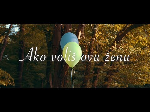 Željko Bebek & Oliver Dragojević - Ako voliš ovu ženu (Official video)