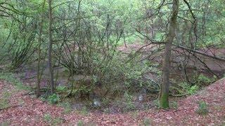 WW2 Lost Places : Schwimmbad der Wehrmacht  ( WK2, Geheime Orte, Vergessene Orte )