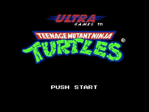 TMNT (NES) Music: Underwater Extended HD