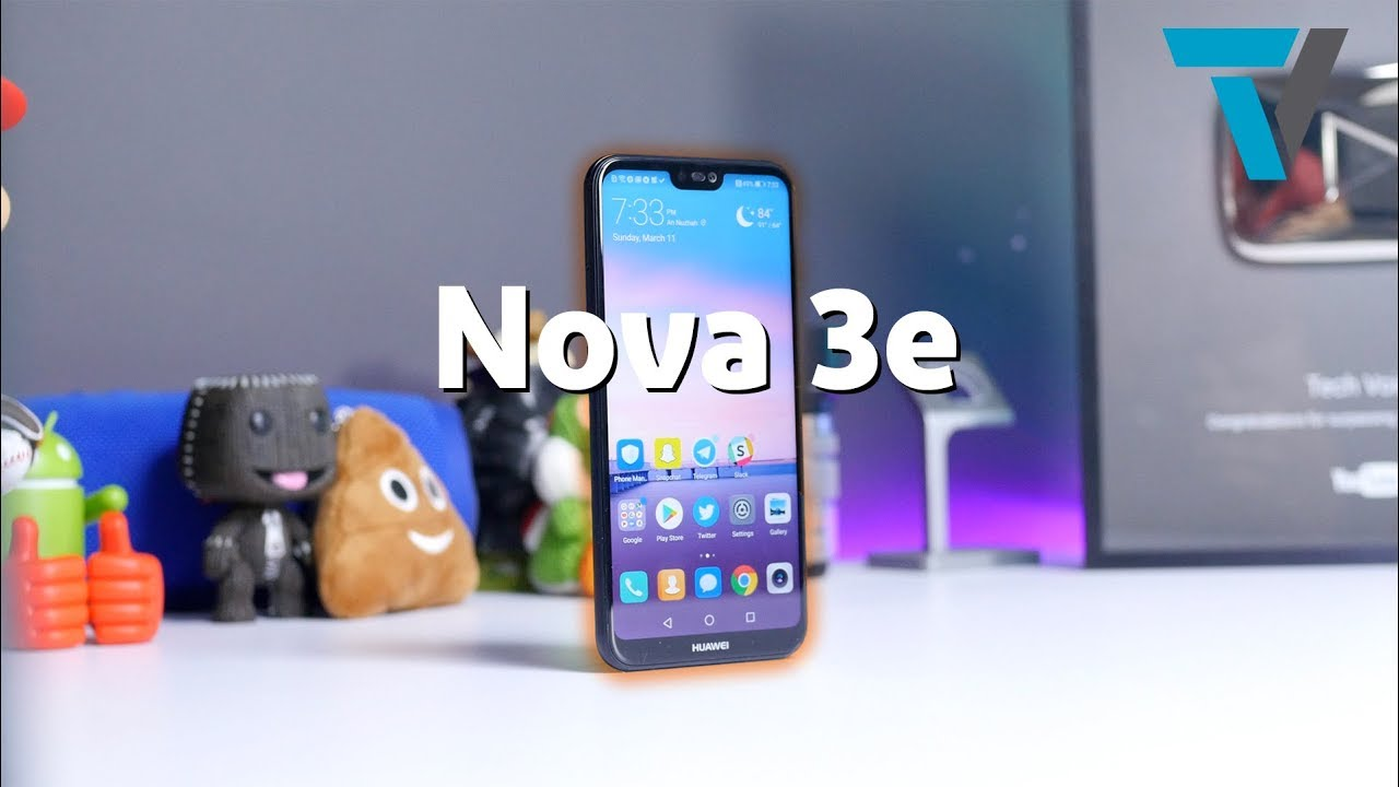 Photo of استعراض هواوي nova 3e الجديد – هواوي