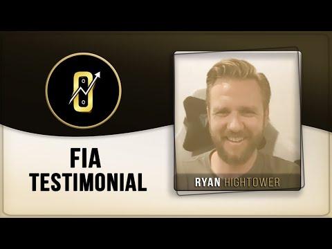 Ryan Hightower FIA Testimonial