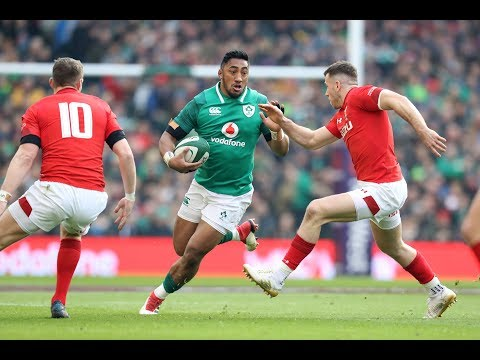First half Highlights: Ireland v Wales | NatWest 6 Nations