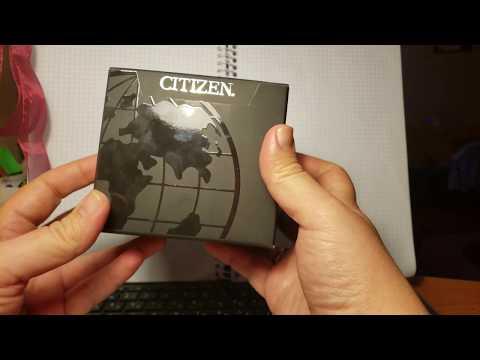 Citizen  Eco-Drive Titanium Perpetual Chrono  AT4010-50E part1of2