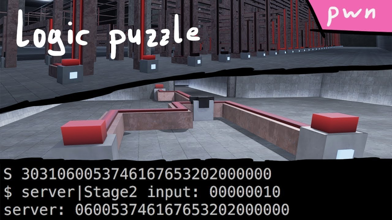Analyzing the Blocky Logic Puzzle - Pwn Adventure 3