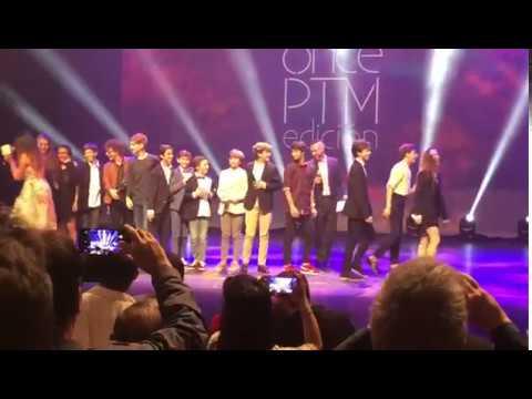 Premios del Teatro Musical - El elenco infantil de Billy Elliot recibe el Premio Extraordinario