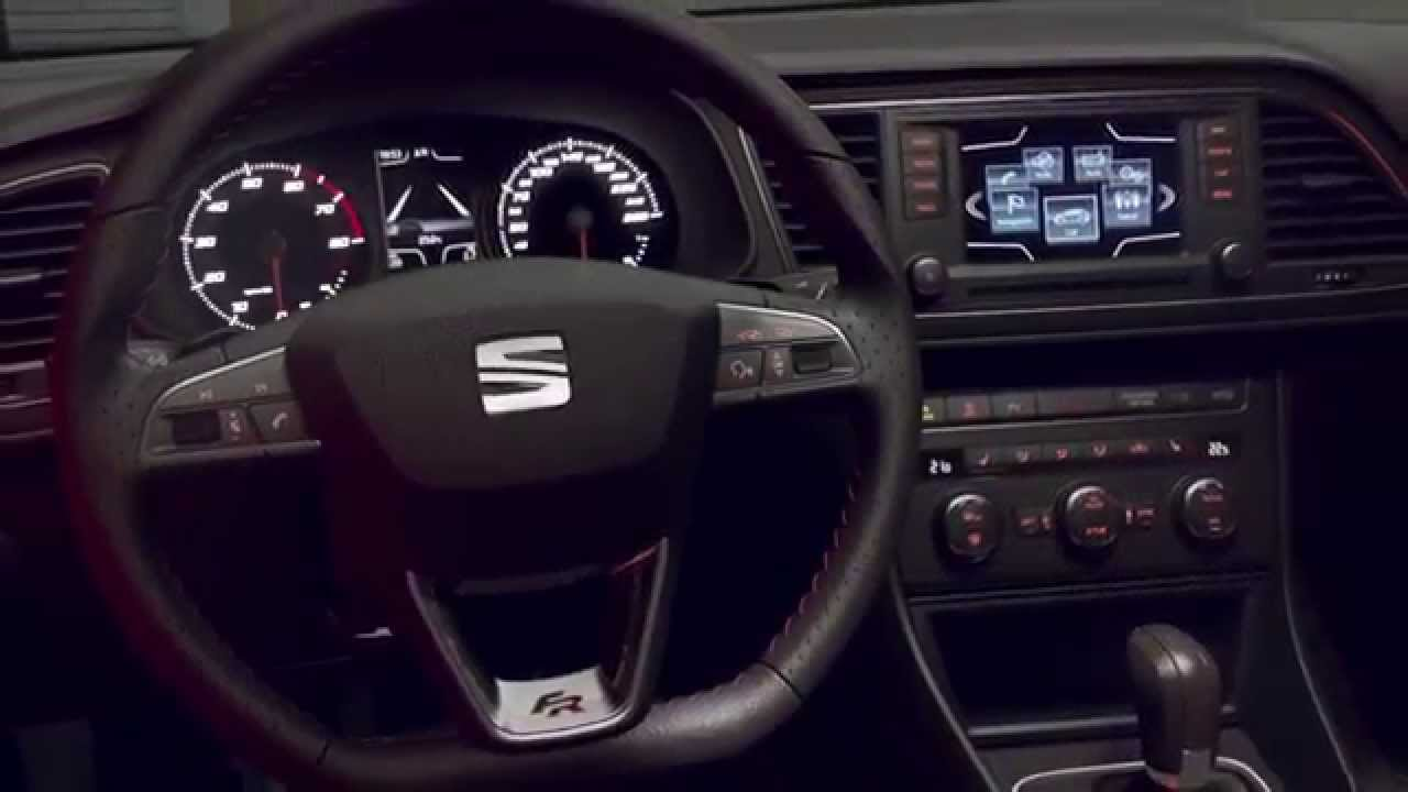 SEAT Technology - Interior LED Lighting Product Video - YouTube