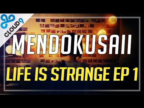 Mendo plays - Life Is Strange Ep 1 A STORM IS COMING!