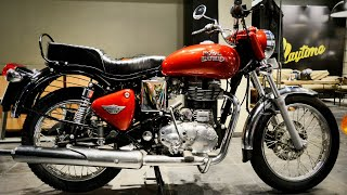 RE Bullet Electra 350 Double Disc||ABS Coming?? On Road Price|| Comparison with Classic 350|| Review