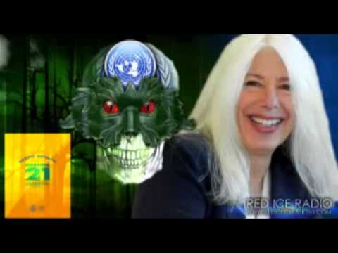 UN Agenda 21 is the Blueprint for the Framework of the New World Order  Rosa Koire - Red Ice Radio