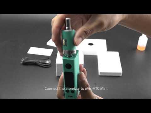 eVic-VTC Mini Guide Video