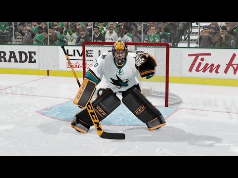 NHL 17 – Best EASHL Goalie Ever!