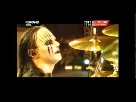 Metallica ft. Slipknot - Enter Sandman Joey Jordison