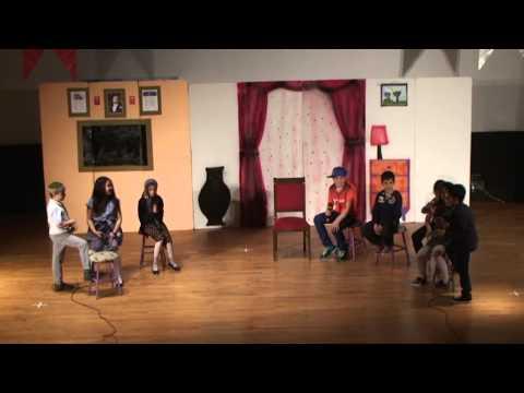 Kariyerim Koleji 2015 4.Sınıflar Yıl Sonu Gösterisi 2. Bölüm