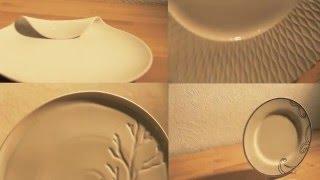 Как выбрать тарелки/Фарфор/Керамика/чем отличается фарфор от керамики(Как правильно выбрать посуду. Фарфор или Керамика? Что лучше? Как определить качество фарфора и керамики?..., 2016-01-19T11:39:43.000Z)
