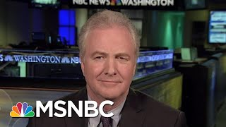 Senator Chris Van Hollen On President Donald Trump Oval Office Speech | The Last Word | MSNBC