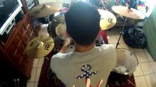 The Loved Ones Who Hate Us: Handguns(drum cover)