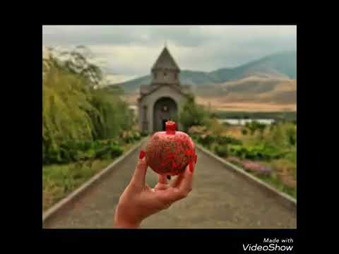 Символика цвета в армянской культуре