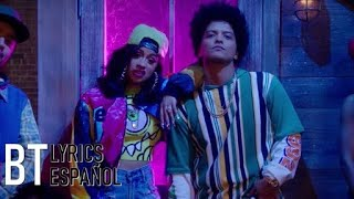Bruno Mars - Finesse (Remix) [Feat. Cardi B] (Lyrics + Español) Video Official