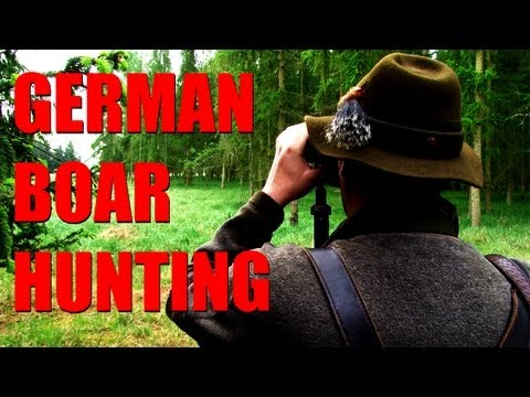 Fieldsports Britain - German boar, Scottish gundogs and Himalayan pheasants - 동영상
