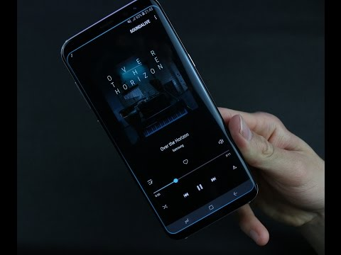 How to Restore Samsung Music Player on Galaxy S8/S9 Plus