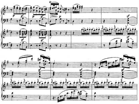 [Kocsis-Ránki] Mozart: Sonata for Two Pianos in D, K448
