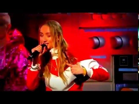 BLET - Swedish rapper Silvana Imam speaks samogitian - Žemaitiškai rokuojasi