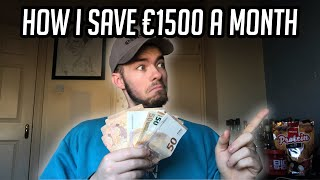 HOW I SAVE €1500 A MONTH - Rental Property Investing - Dividend Stock Investing - Trading 212