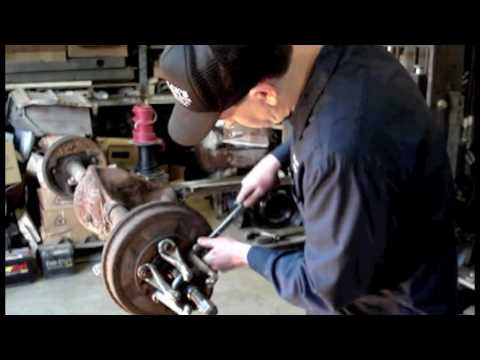 318 Engine Pulley Diagram How To Remove The Hub Amp Drum Assembly Youtube