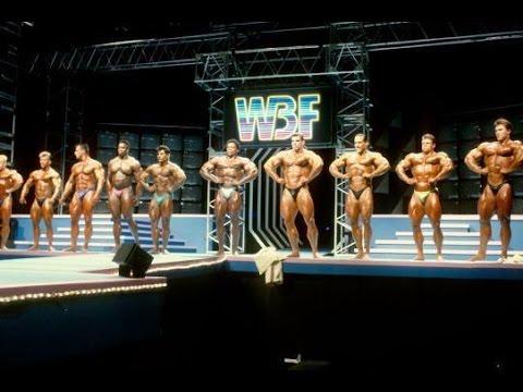 Vince McMahon's WBF Bodybuilding Federation