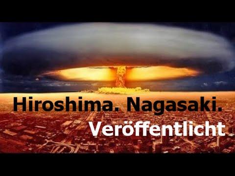 Hiroshima. Nagasaki. Veröffentlicht