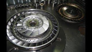 Ремонт гидротрансформатора АКПП. Audi A6 C5 Quattro