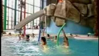 Аквапарк, Друскининкай, Литва(Подробнее - http://www.olitve.ru/ «Друскининкайский аквапарк» - впечатляющее пространство c 18 банями «Alita» (часть..., 2010-01-14T15:52:21.000Z)