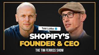 Tobi Lütke — From Snowboard Shop to Billion Dollar Company | The Tim Ferriss Show (Podcast)