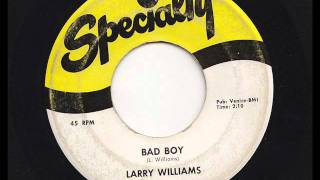 Larry Williams - Bad Boy