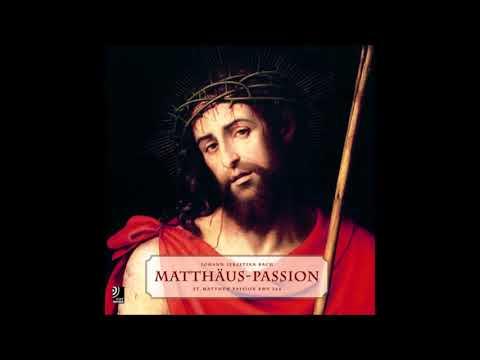 """J.S. Bach """"Matthäus-Passion"""" Furtwängler Wien 1954"""