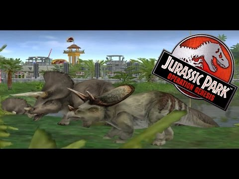 TELECHARGER JURASSIC PARK OPERATION GENESIS PC COMPLET ...