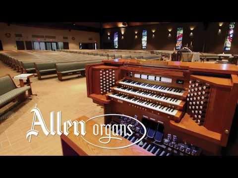 Customizing Your Allen Organ