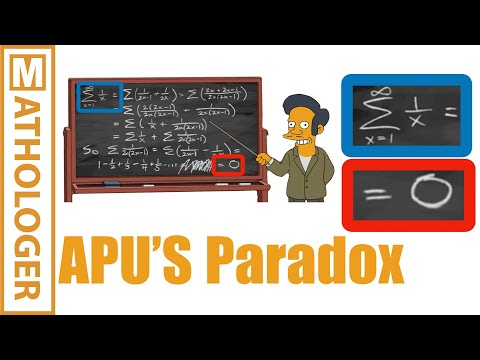 Math in the Simpsons: Apu's paradox