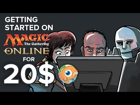 Getting Started on Magic Online for $20 2018 Edition