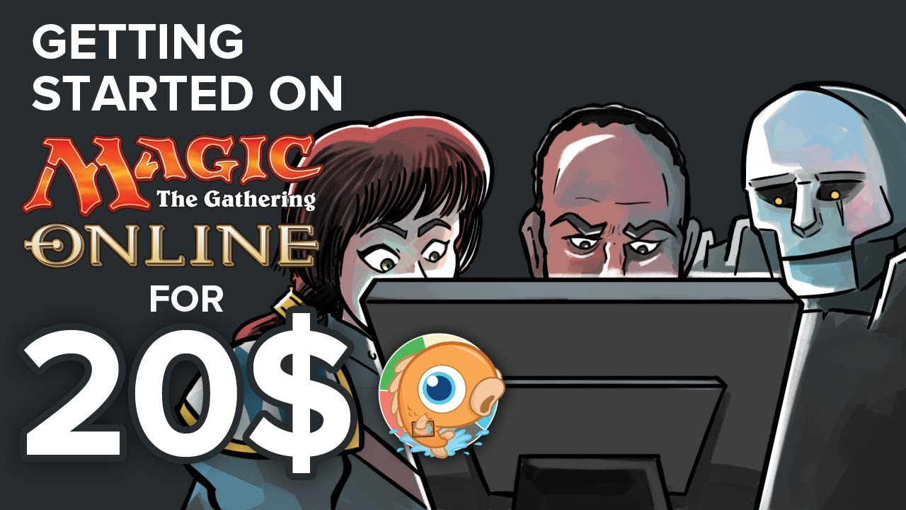 Mtg Online Shop Getting Started On Magic Online For 20 2018 Edition