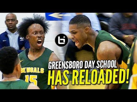 Greensboro Day Has RELOADED! Bengals Looking to Repeat as NCISAA Champs!
