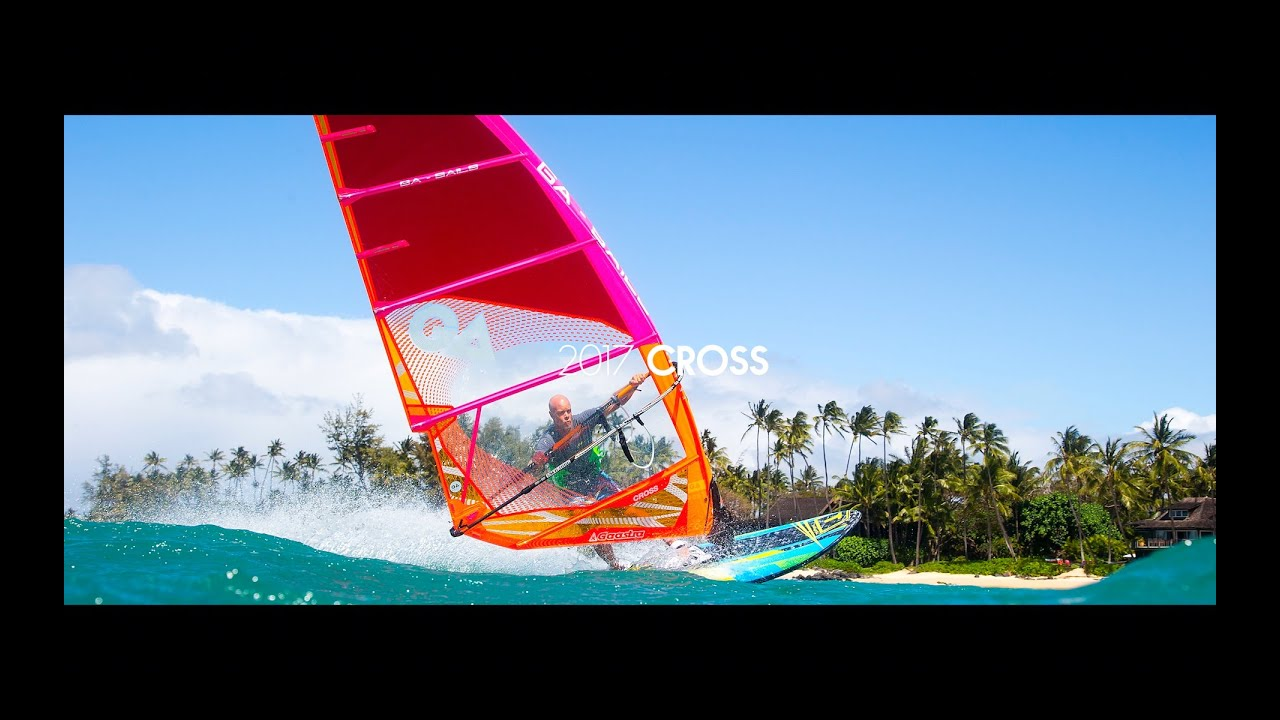 GA Sails - 2017 Cross