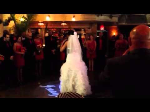 Father Daughter Dance To Mi Nina Bonita