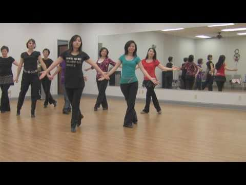 Hey Mambo - Line Dance (Dance & Teach in English & 中文): Choreographed by: Catherine Chew, Singapore (Nov 2010) 32 count - 4 wall - 0 level line dance