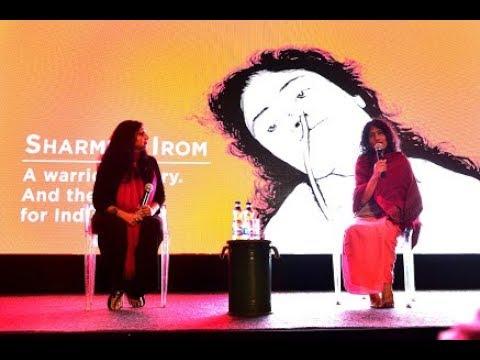 A Warrior's Story - Sharmila Irom's @Algebra