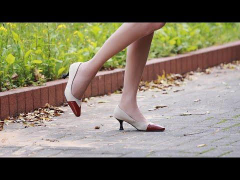 Элегантные, красивые, легкие и удобные туфли.