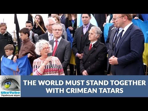 Canada must give assistance to the Tatars to remain together as a culture, society